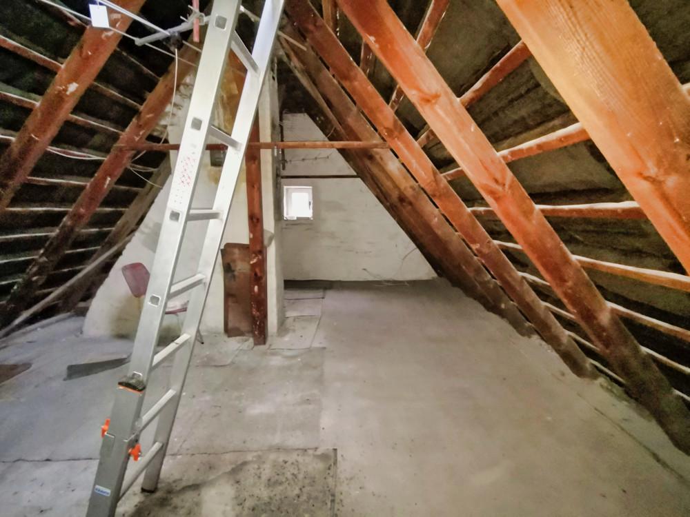 14. Dachboden