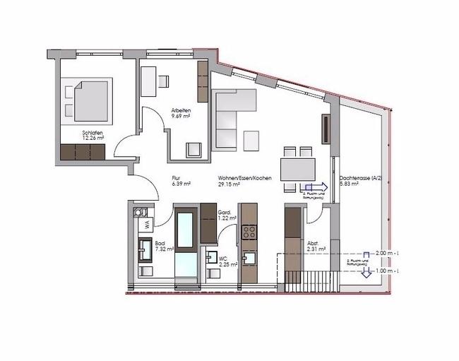 Wohnung Nr 8
