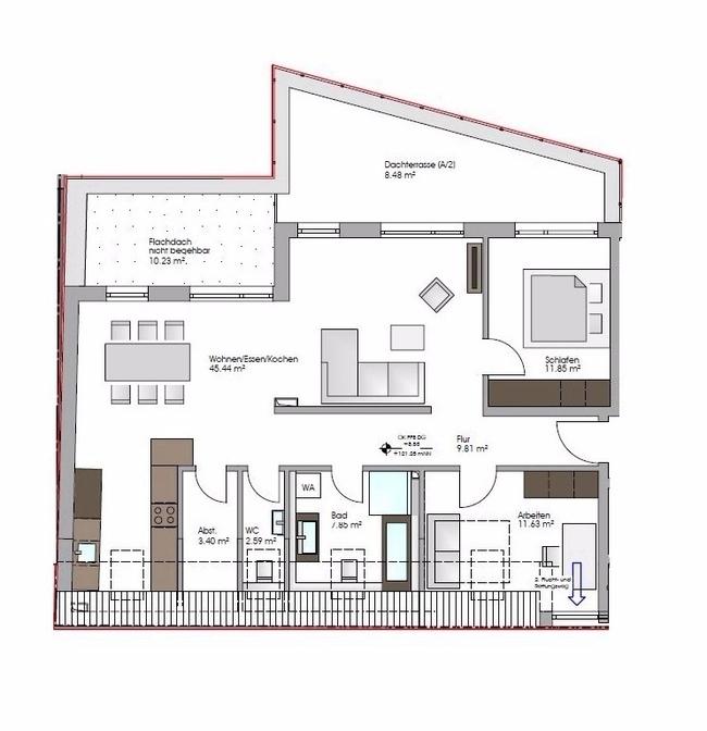 Wohnung Nr 9