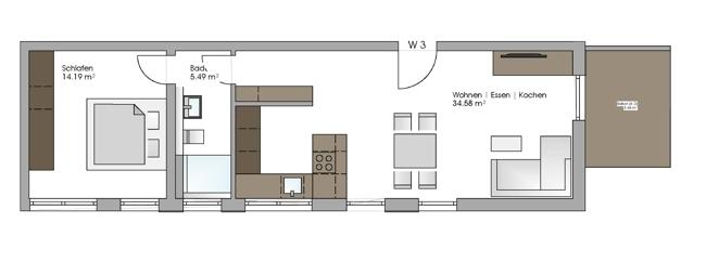 Wohnung Nr. 3