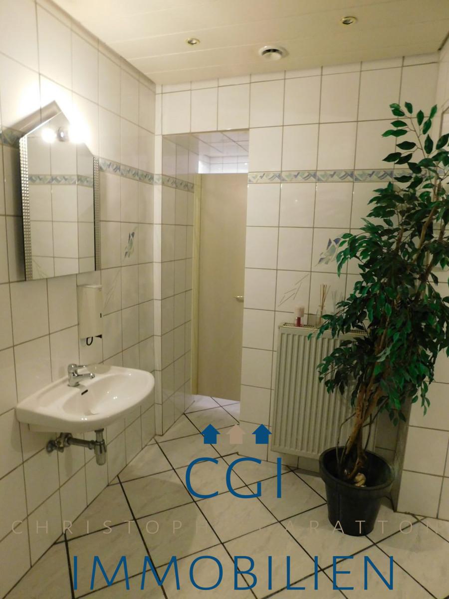 WC Anlagen Restaurant