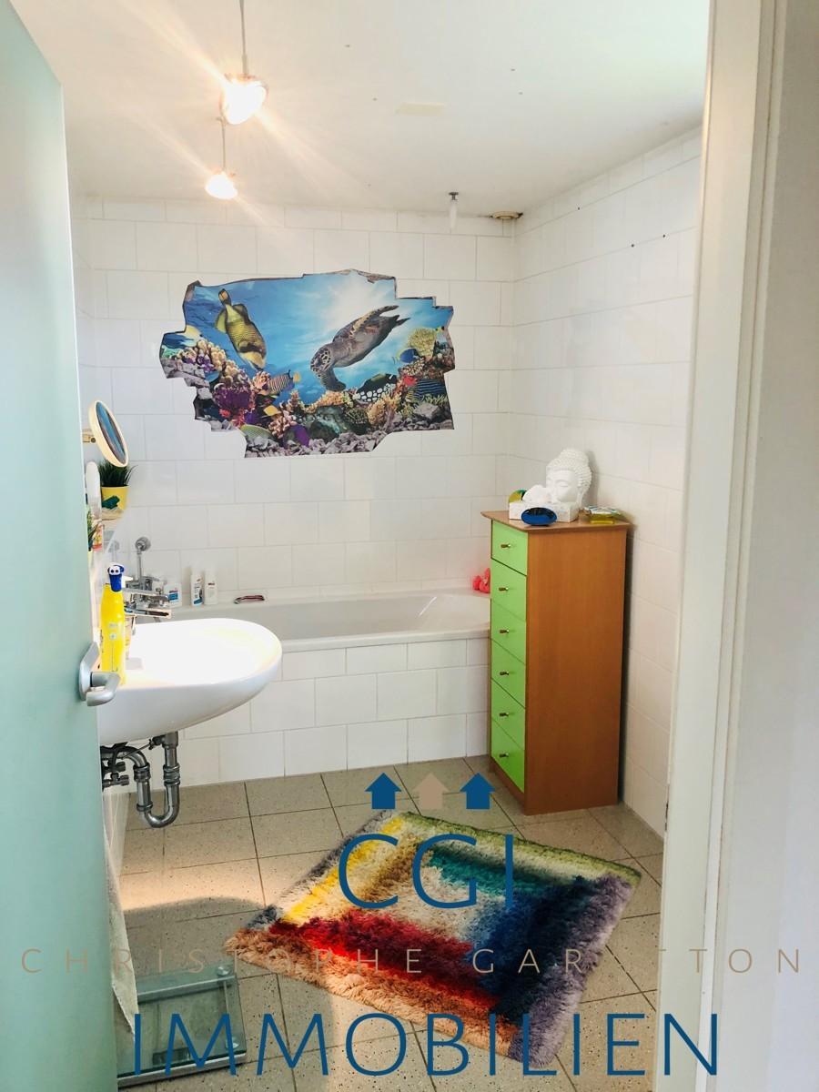 Badezimmer im UG