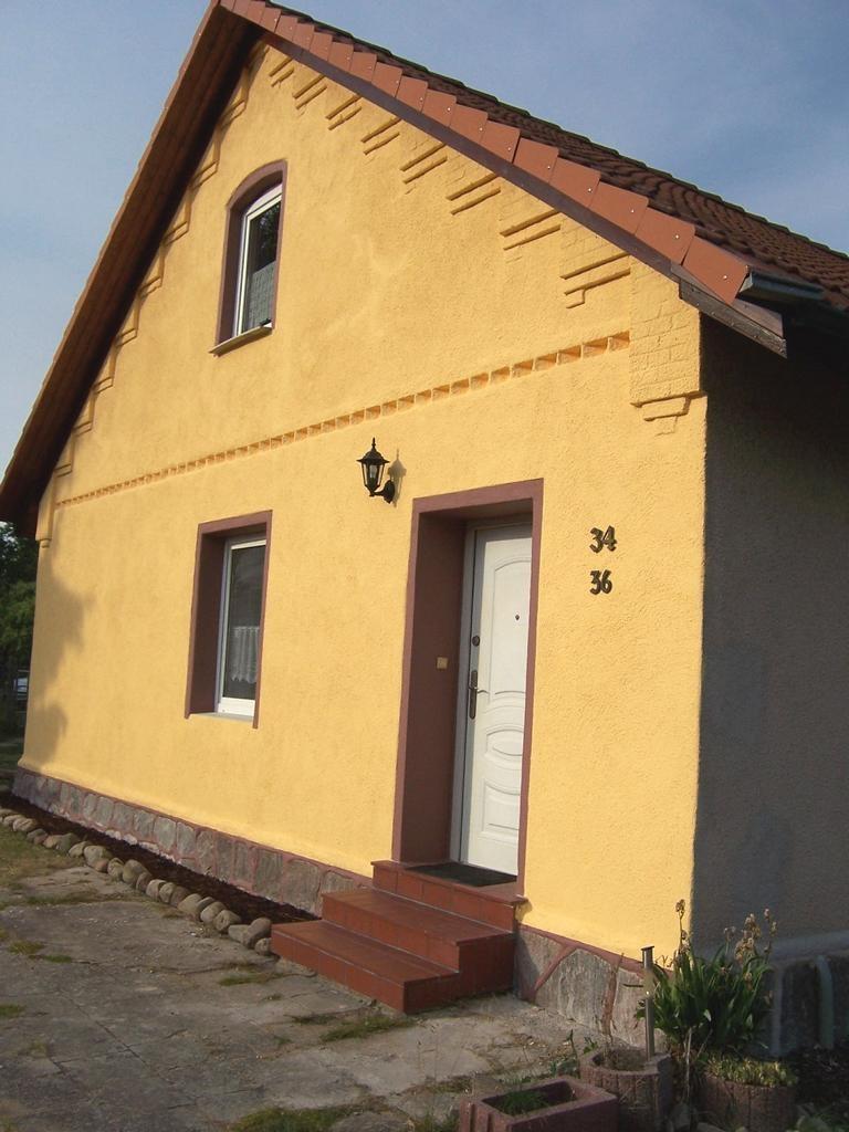 12 Reihendhaus Giebelseite