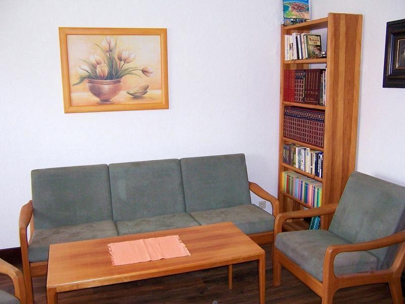 6 Gemütliche Sitzecke im Wohnzimmer