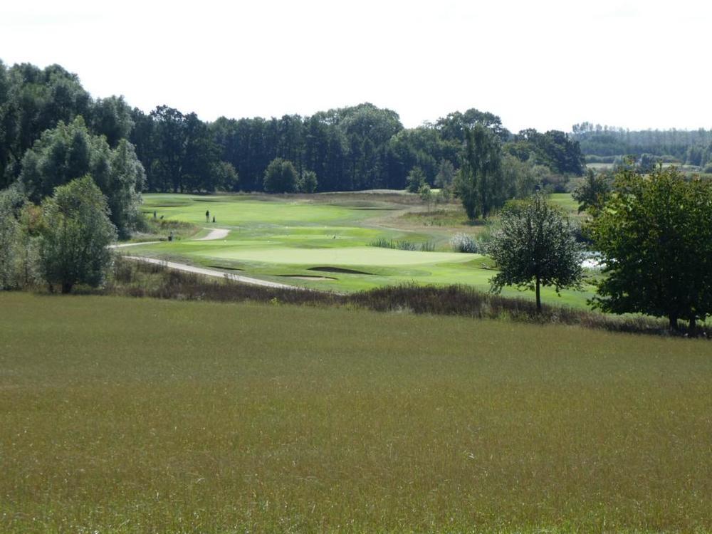 3 Aussicht auf dem Golfplatz