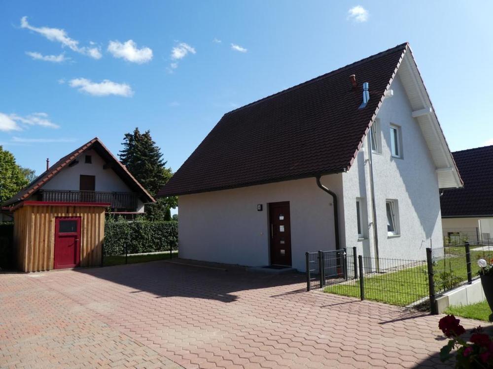 2 Wohn- und Ferienhaus mit Stellplätzen
