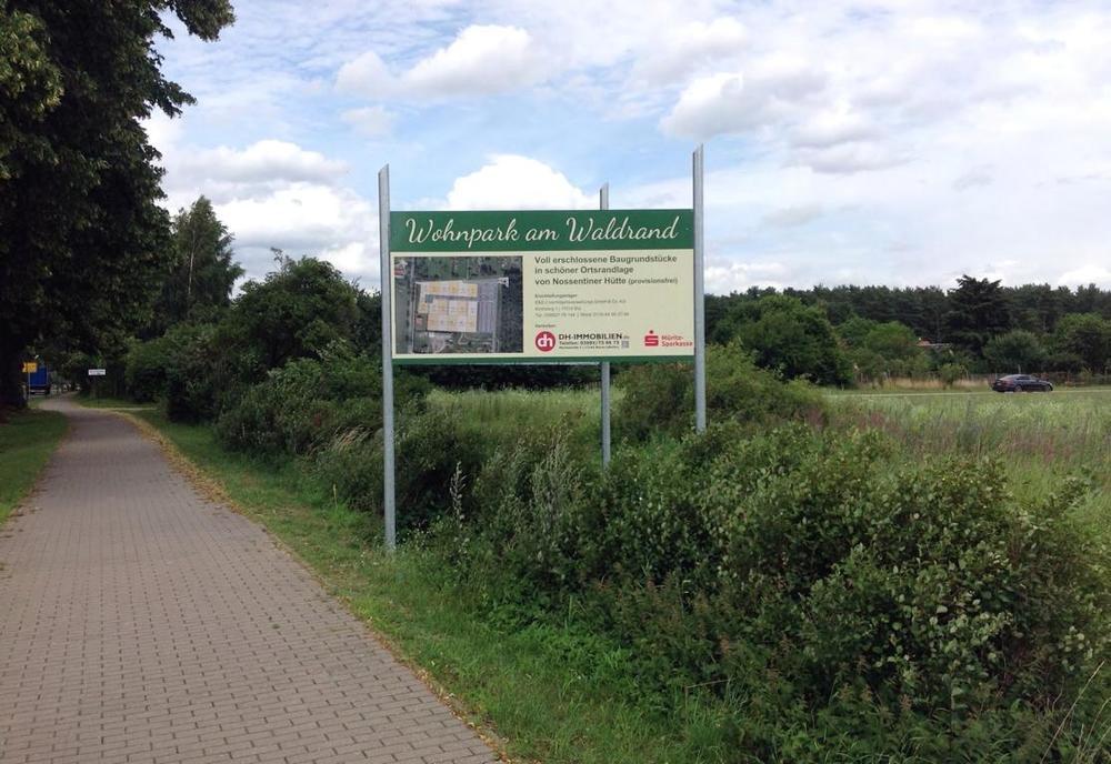 (01) Wohnpark Am Waldrand Nossentiner Hütte