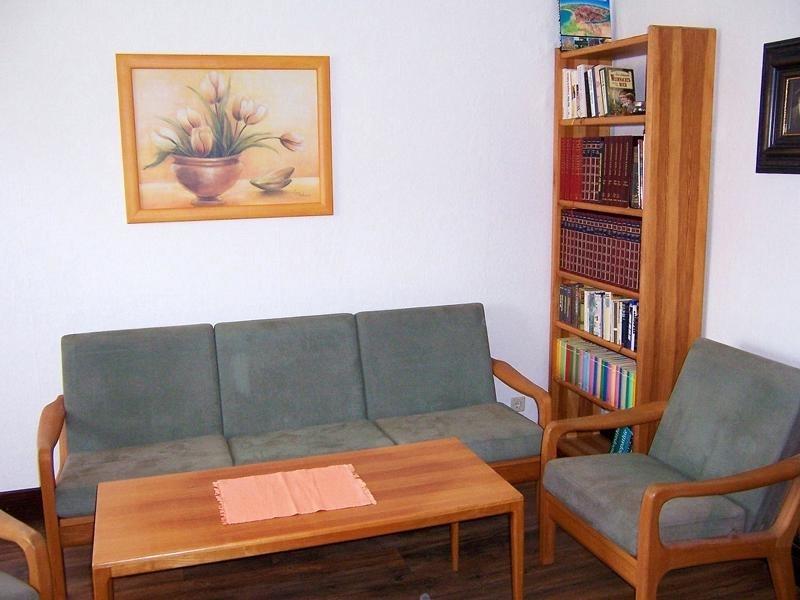 6 Gemütliche Sitzecke im Wohnzimmer FeWo