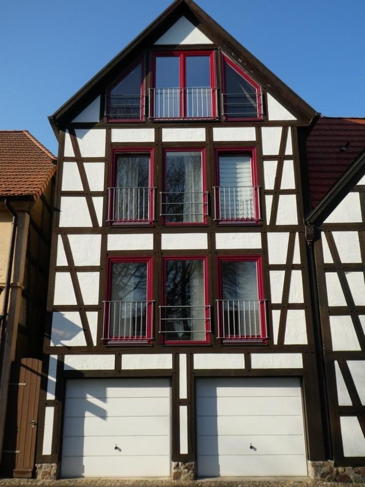 4.Wohnhaus mit Doppelgarage