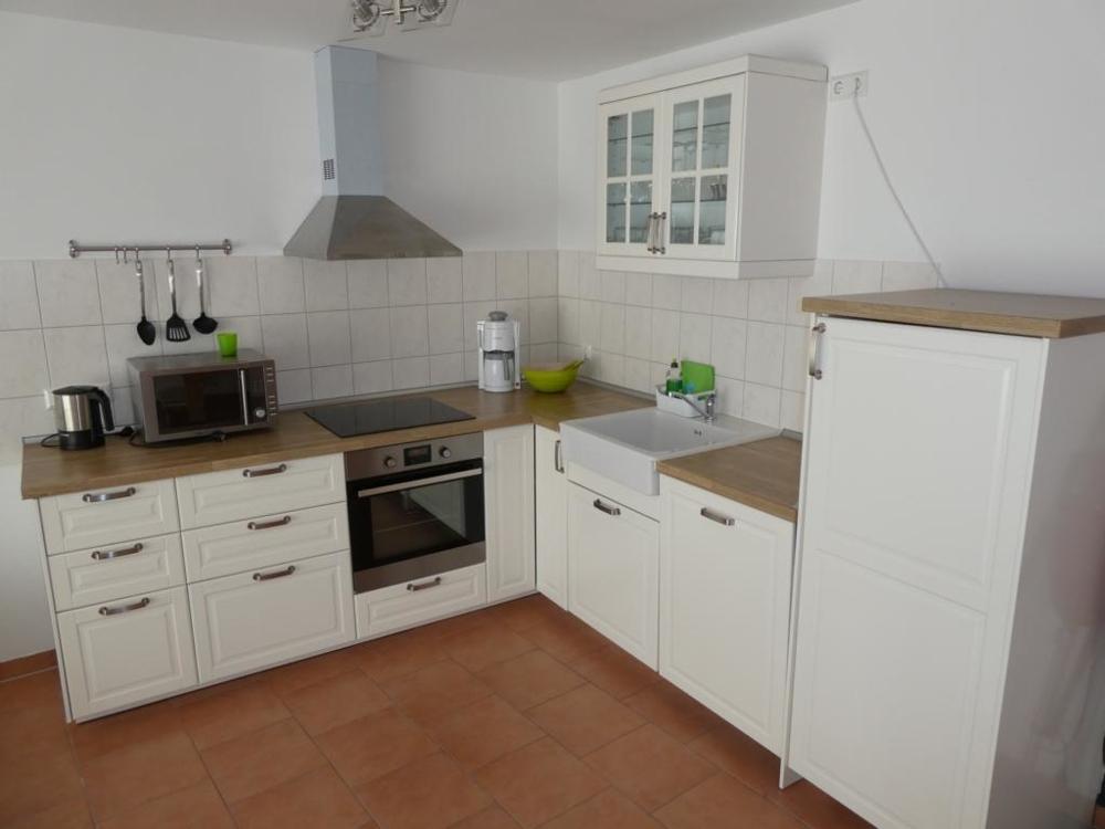 6. Einbauküche Wohnhaus