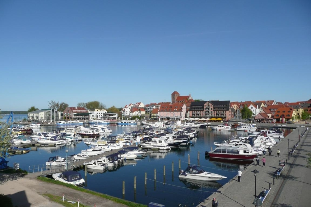 4. Stadthafen Waren (Müritz)