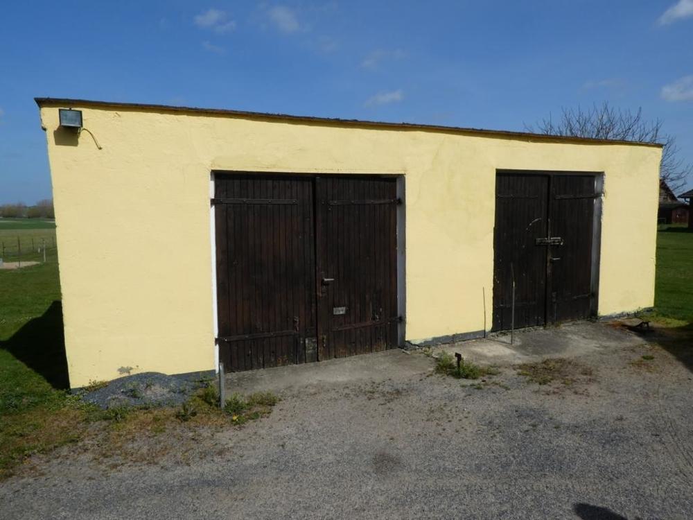 7. Garage oder Werkstatt