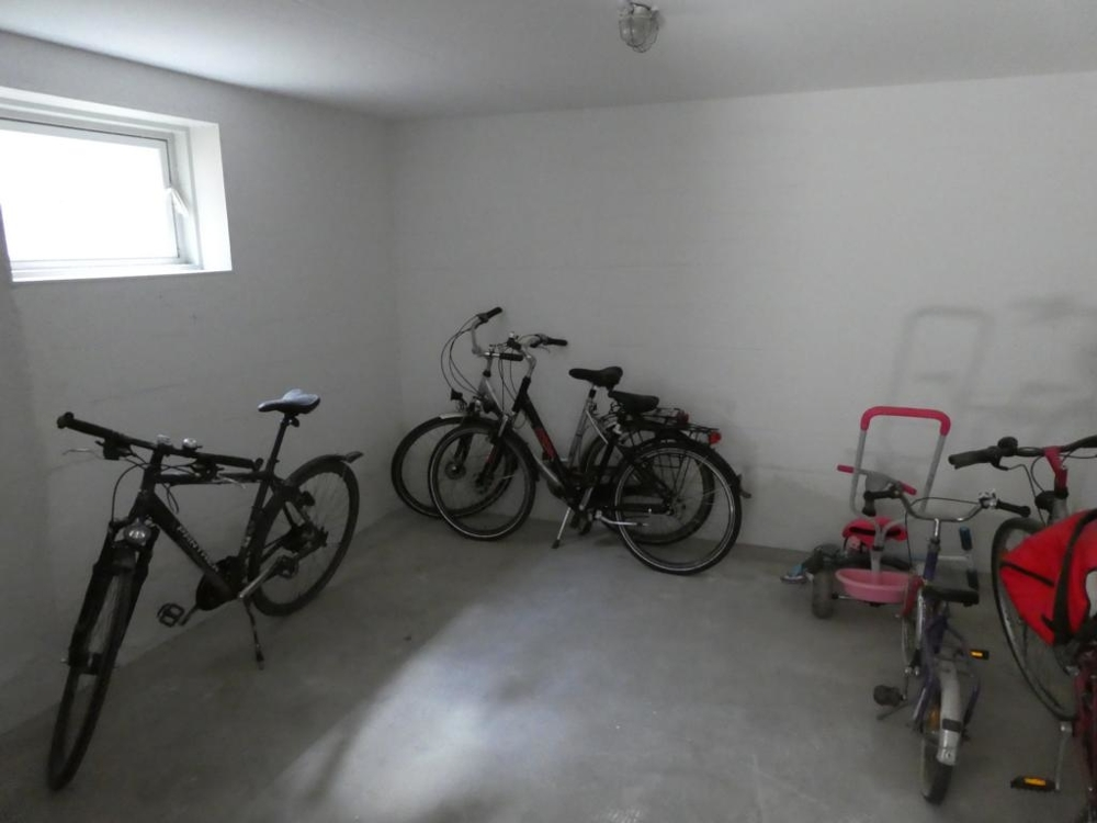 16. Fahrradkeller