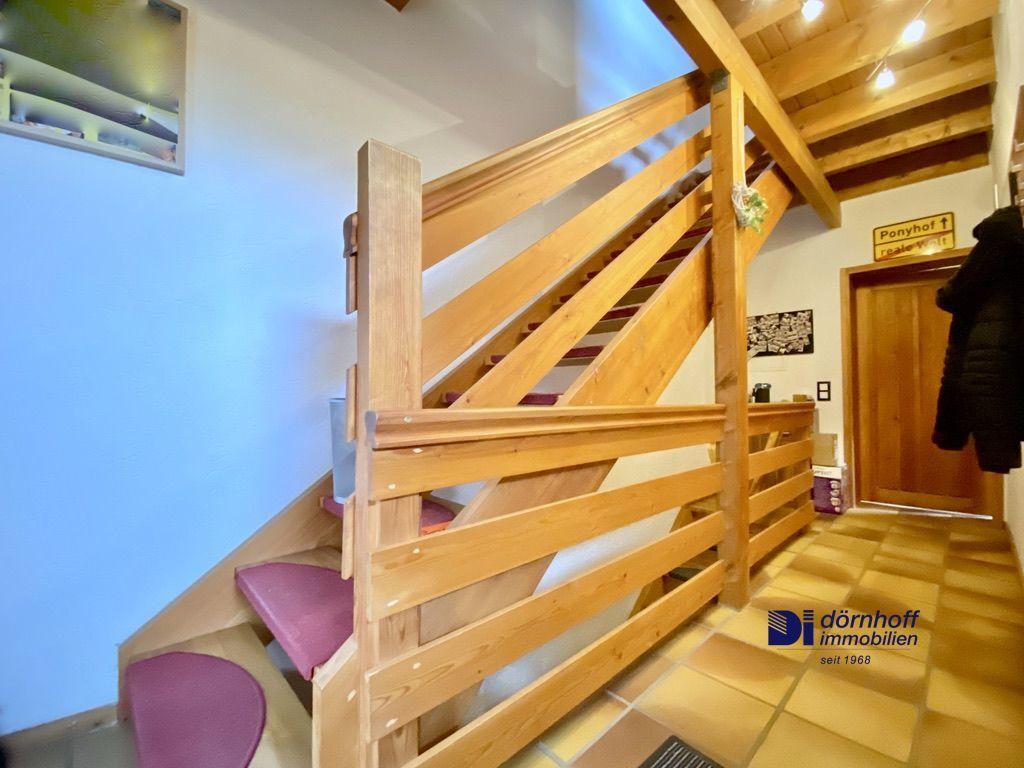 Treppenhaus Flur EG