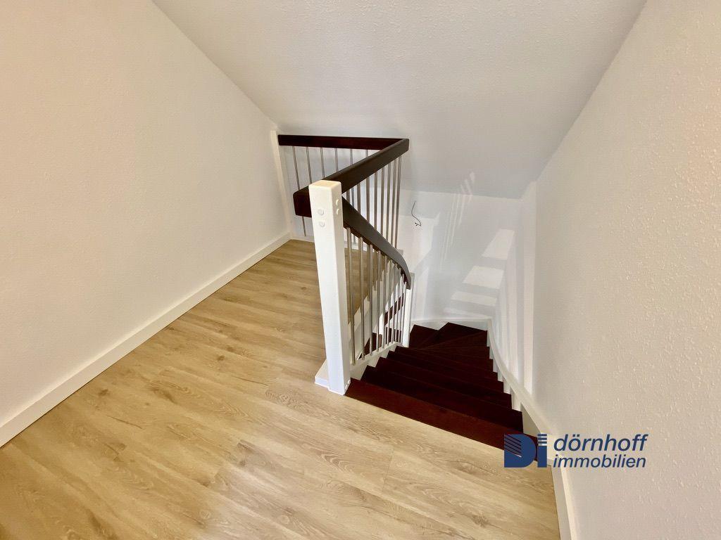 Dachgeschoss Treppenhaus