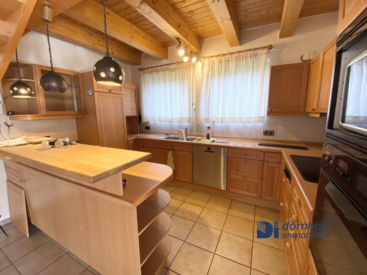 Küche Anbauwohnung