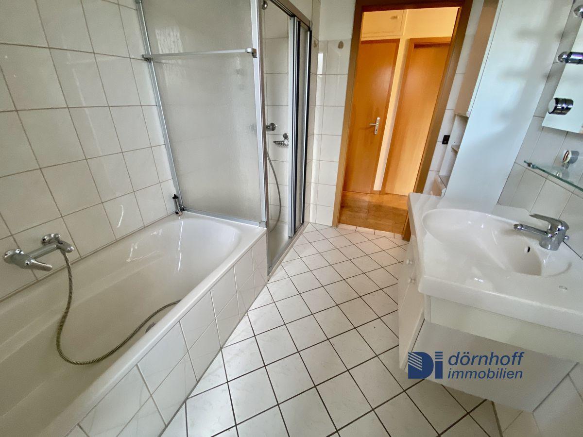 Badezimmer Anbauwohnung