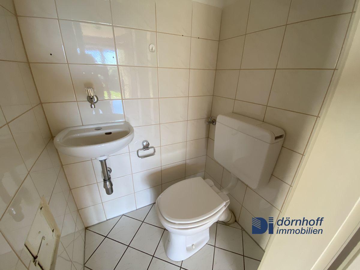 Gäste - WC Erdgeschoss