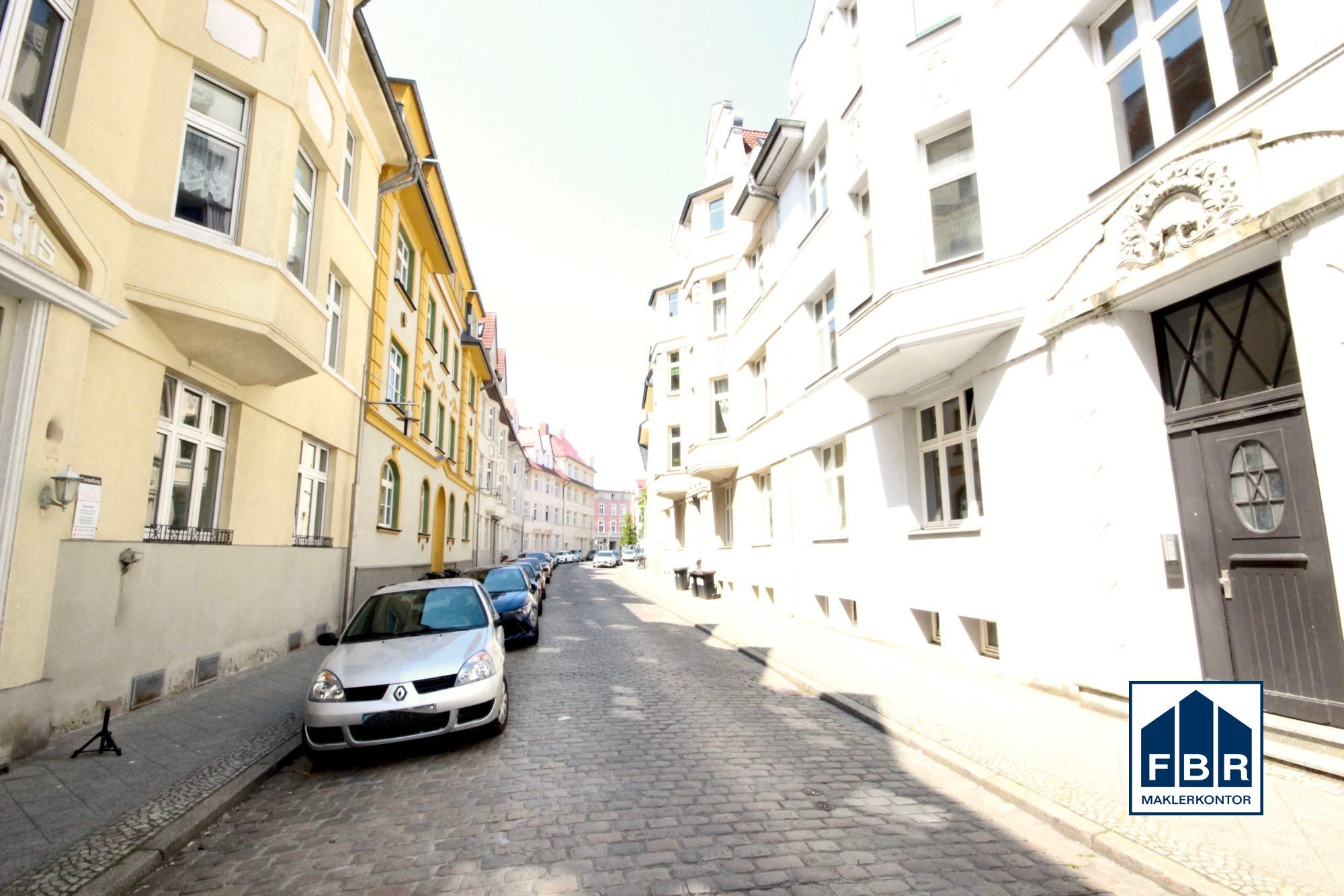 Anwohnerstraße