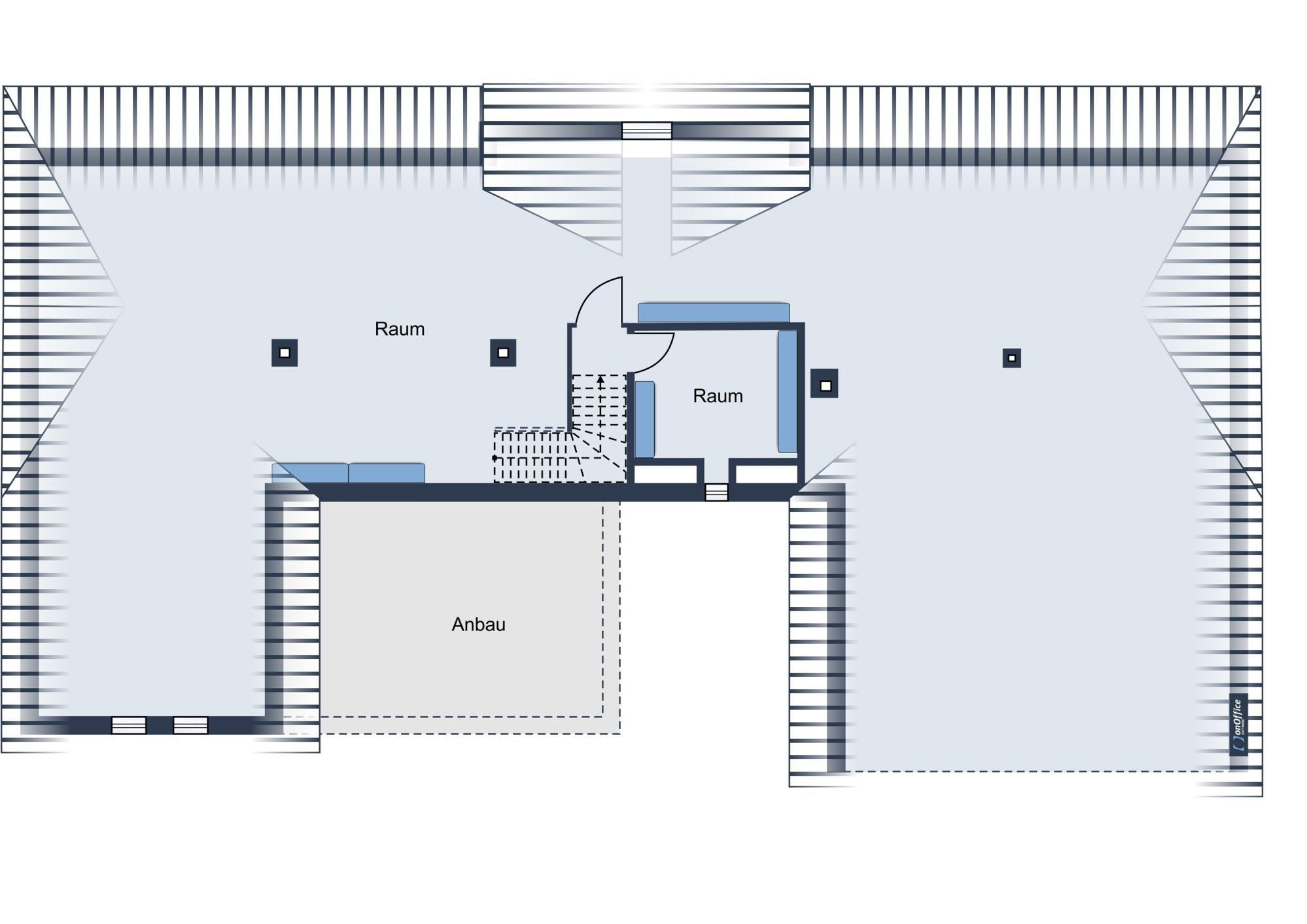 Dachgeschoss - Vorschlag