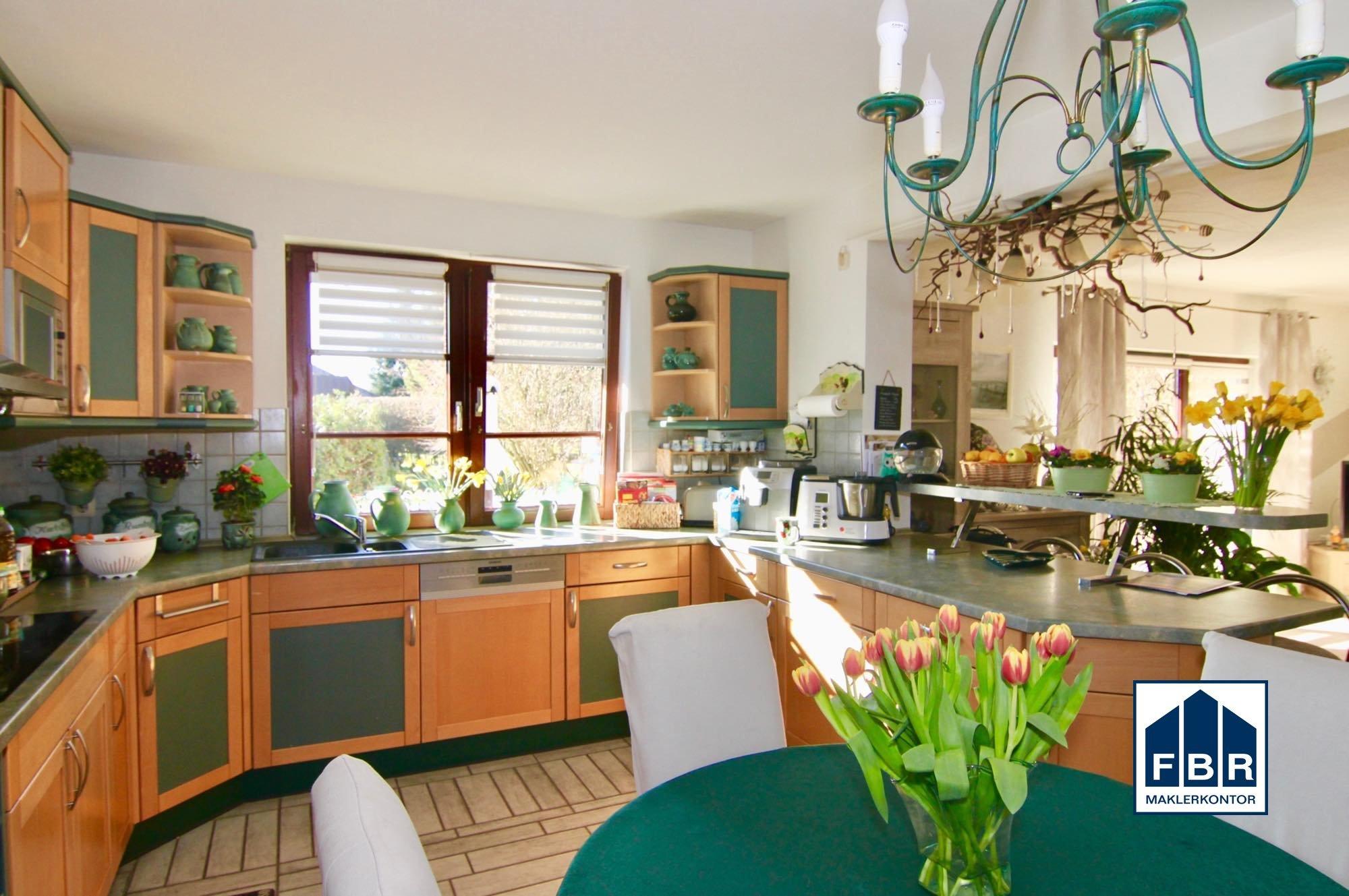Die Küche weitere Ansicht
