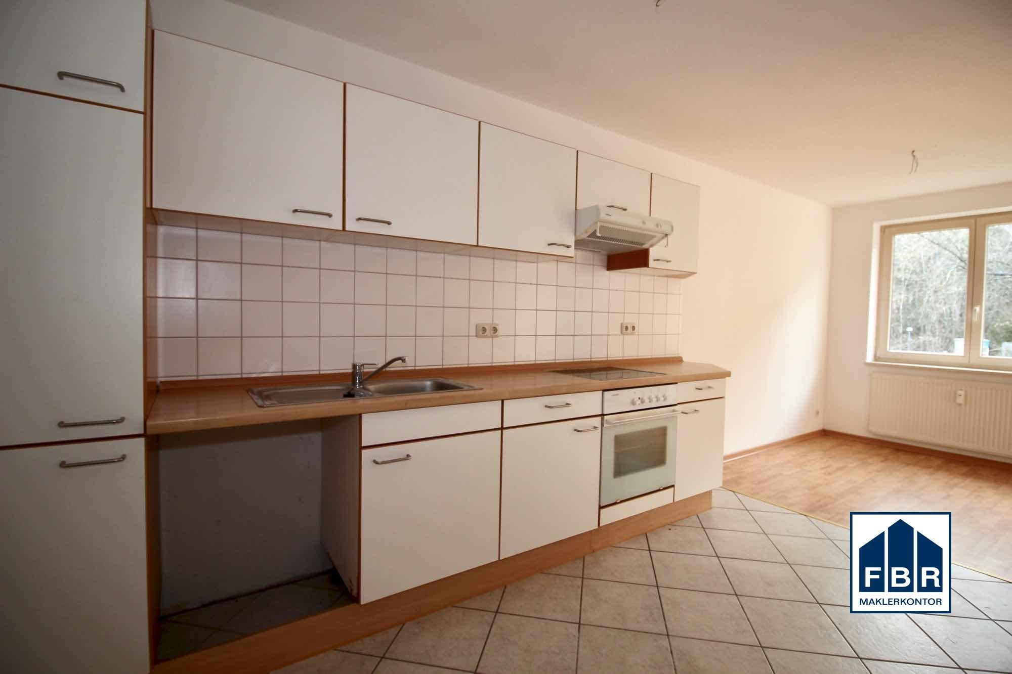 Küche am Wohnzimmer