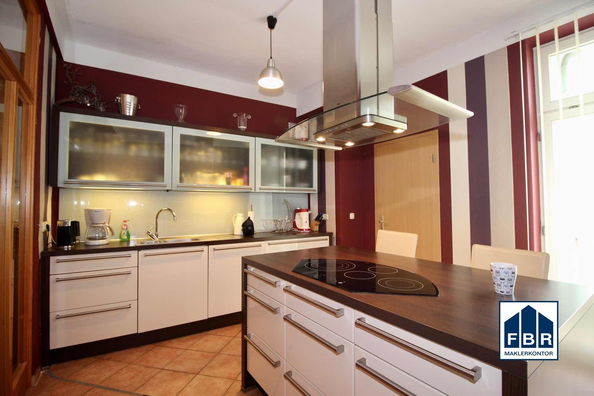 Küche weitere Ansicht
