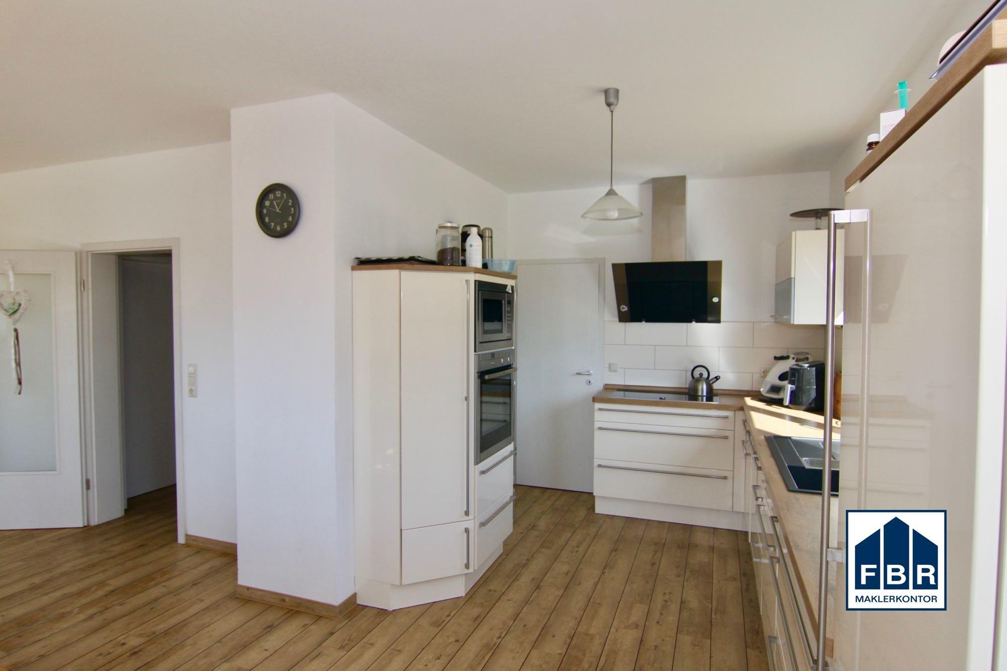 Küchenbereich - Teil 2