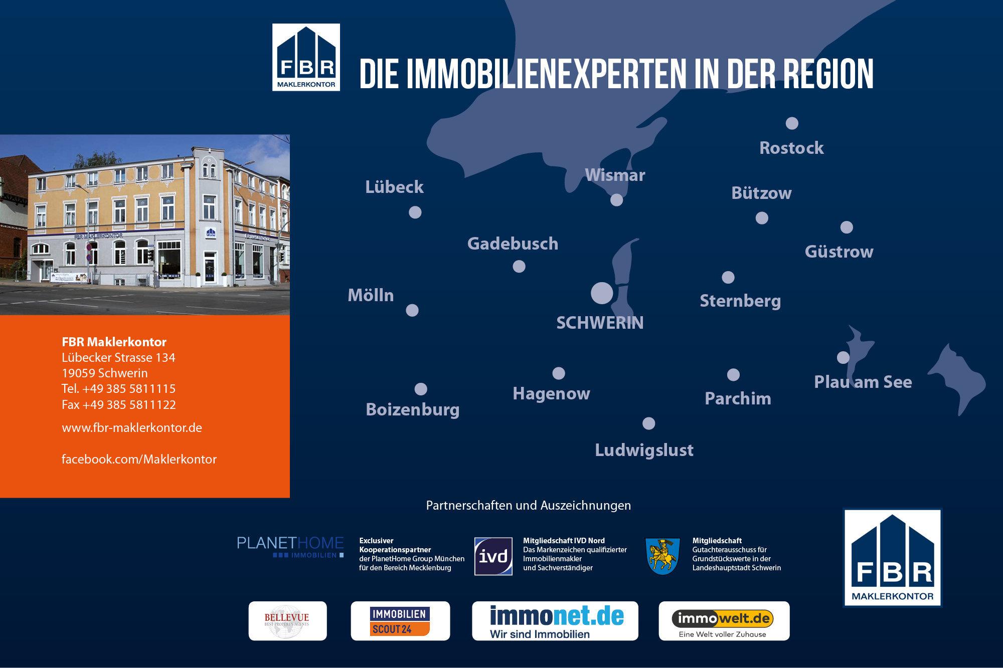 FBR - Makler in der Region