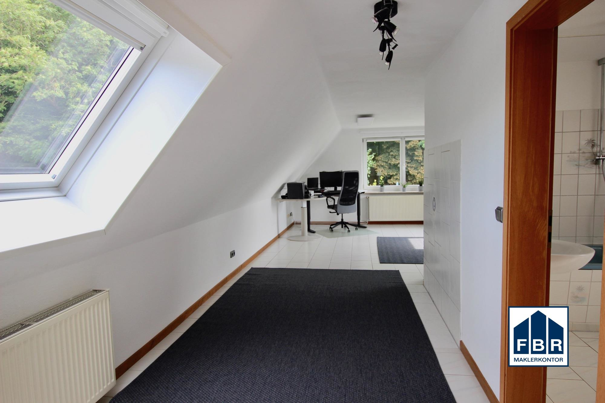 Korridor Obergeschoss
