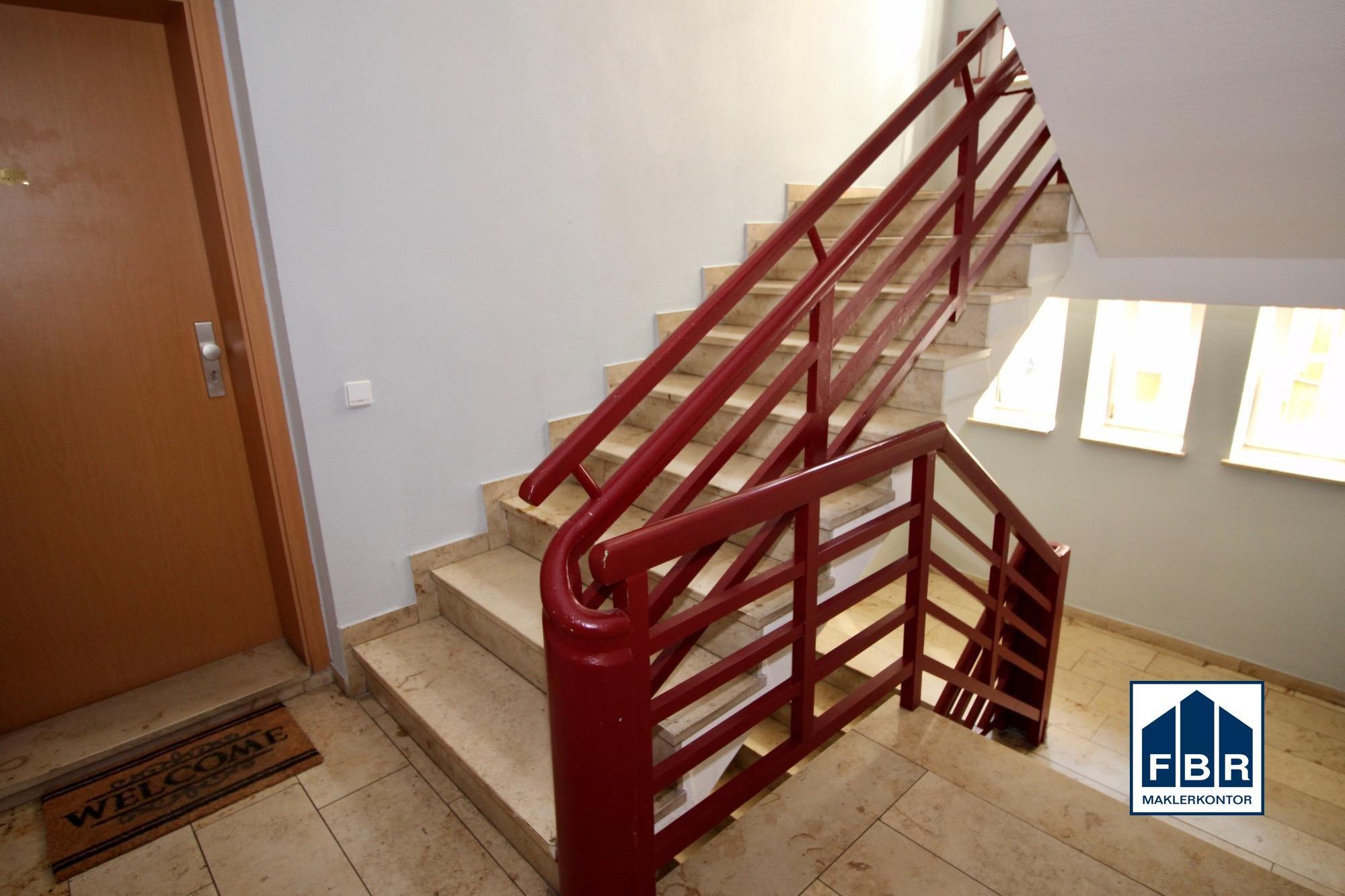 Treppenhaus weitere Ansicht