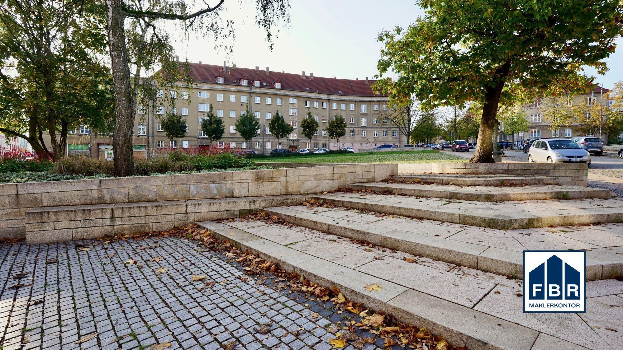 Zugang K-L-Platz