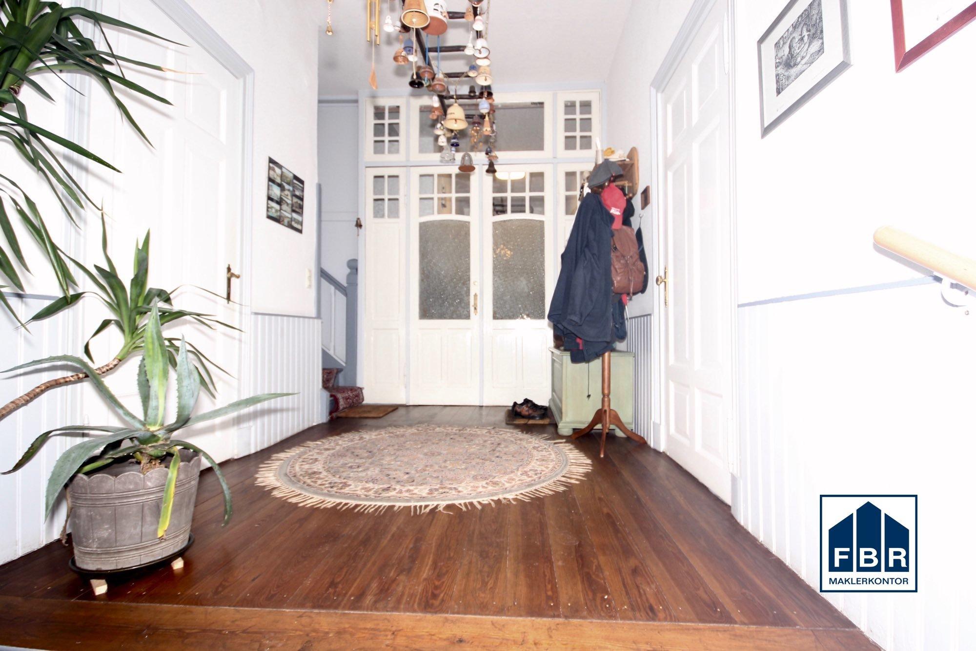 Vorflur - Zugang zur Wohnung