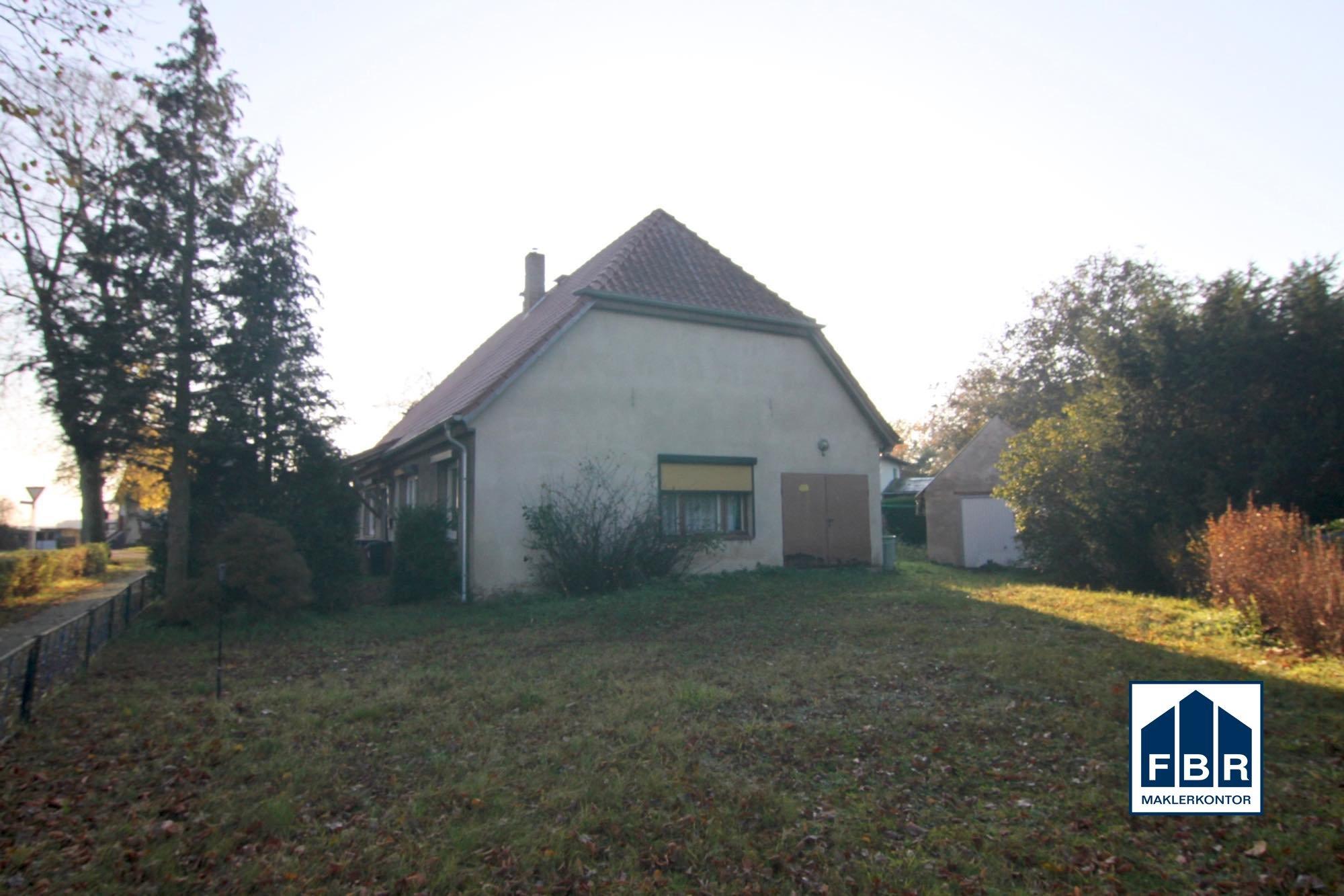 Grundstücksbereich