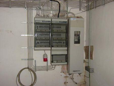 Elektroverteilung