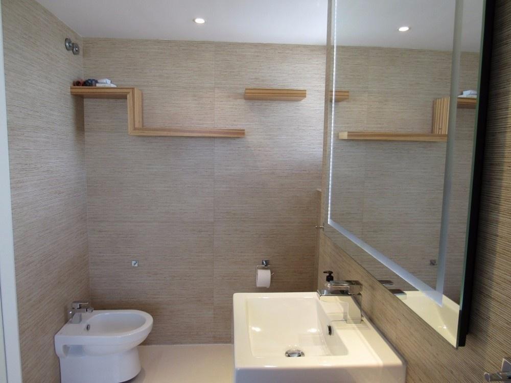 Duschbad en Suite