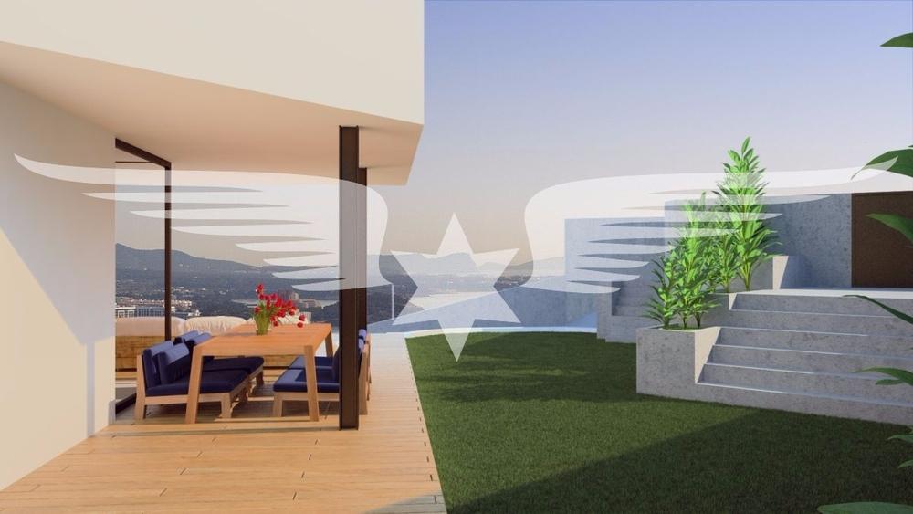 Visualisierung Outdoor Area