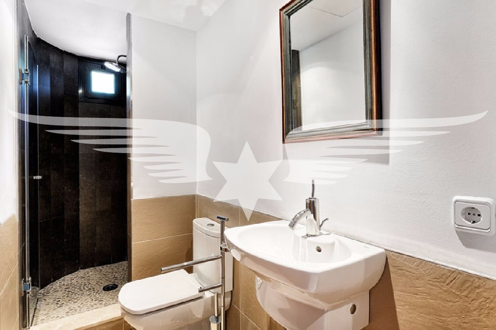 Beispiel Duschbad