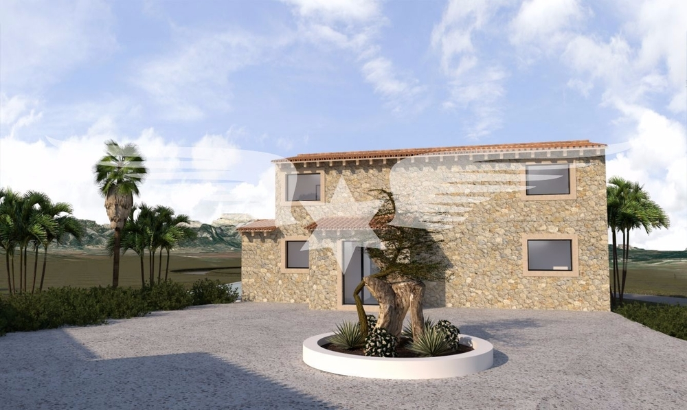 Optionales Gästehaus