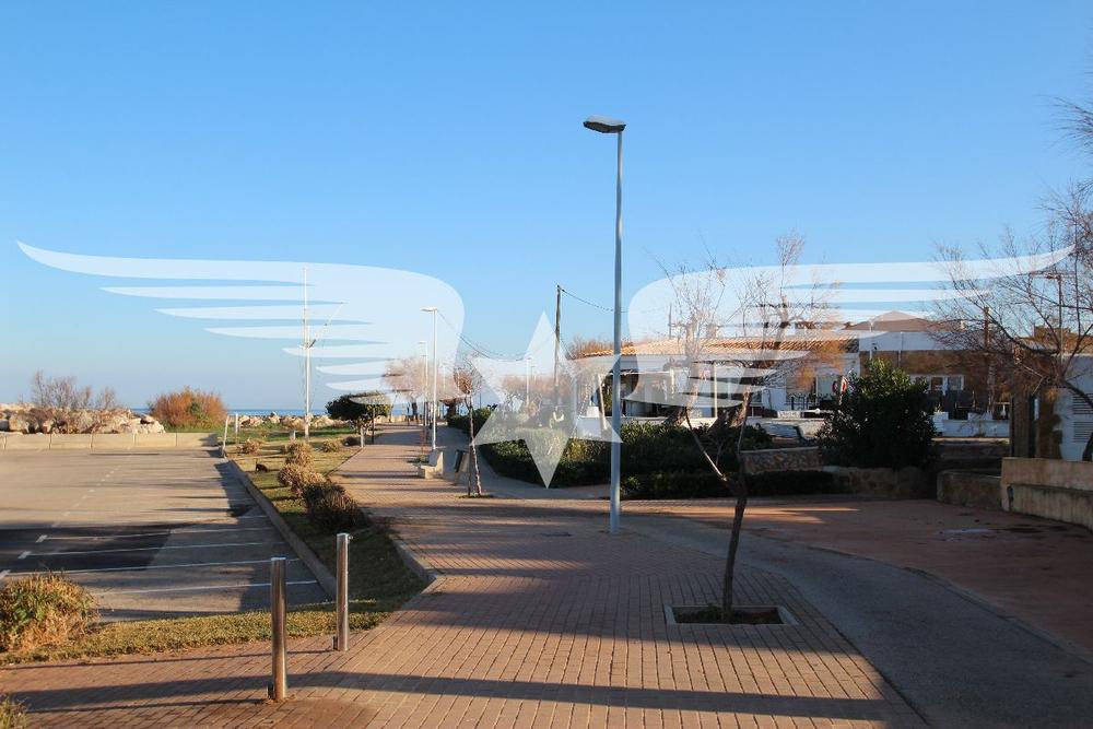 Colonia de Sant Pere Promenade