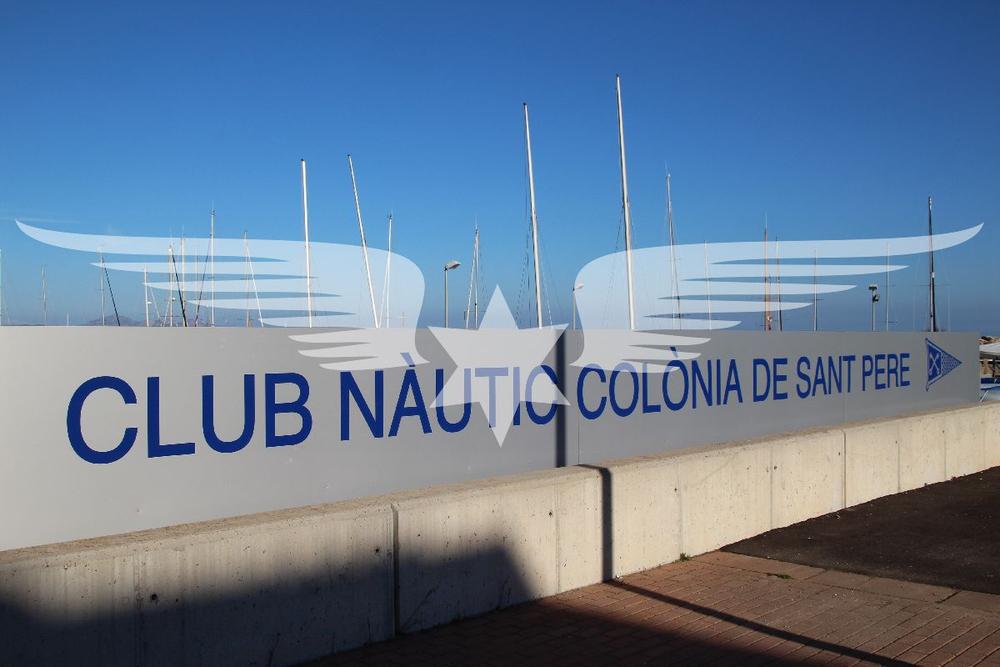 Colonia de Sant Pere Hafen