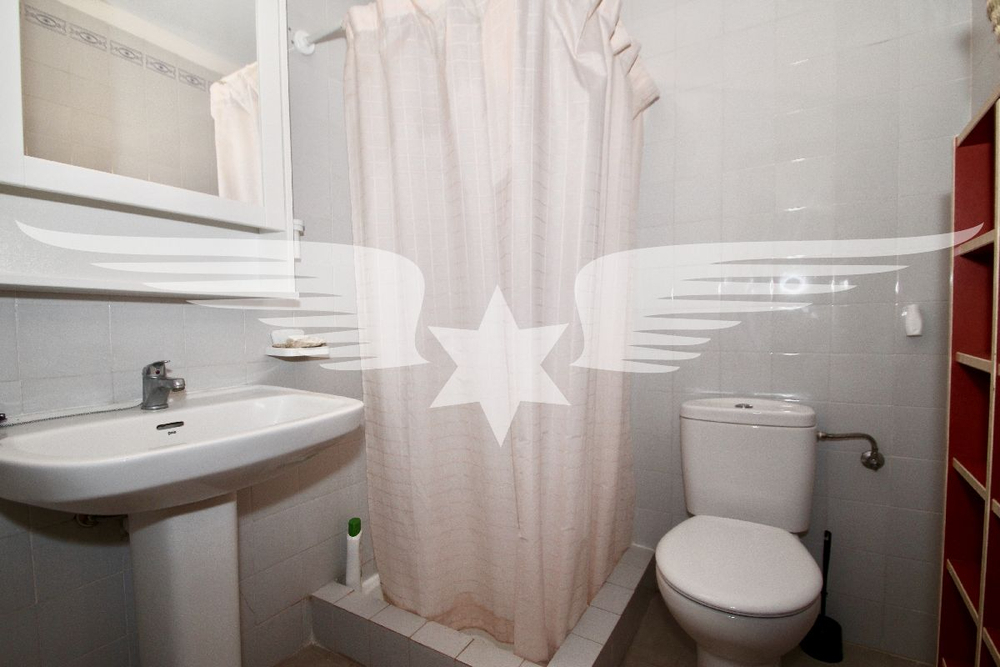 Duschbad en Suite EG
