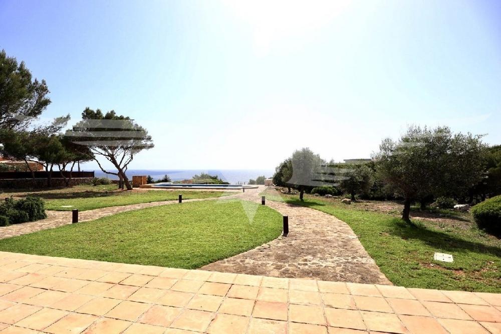 Meerblick Garten