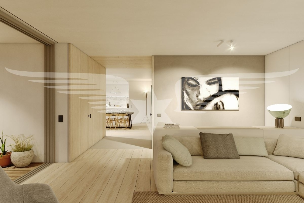 Visualisierter WohnraumVisualisierter Wohnraum