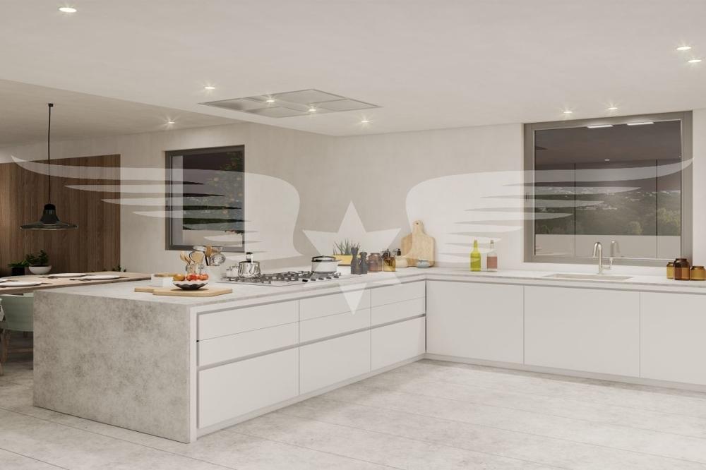 Visualisierte Küche