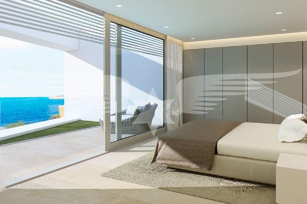 Visualisiertes Master-Bedroom