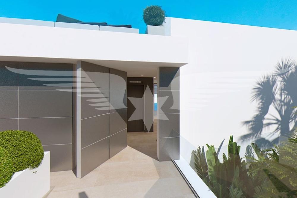 Visualisierter Eingangsbereich
