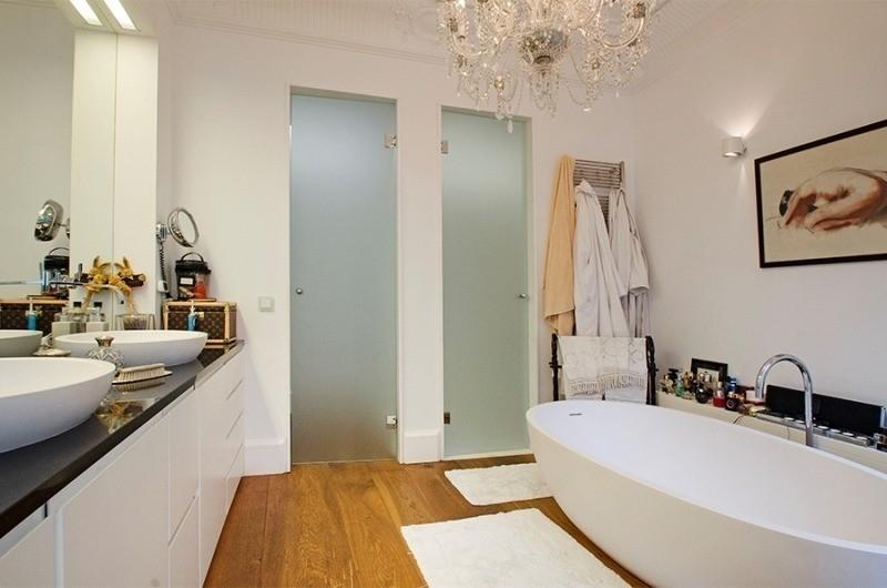 Master-Badezimmer