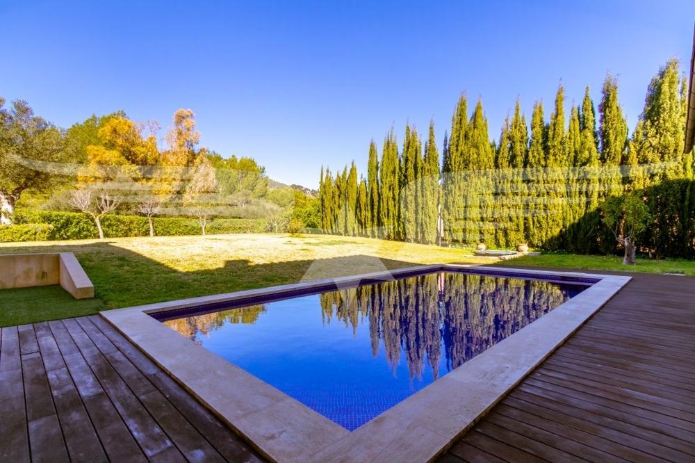 Swimmingpool-Garten