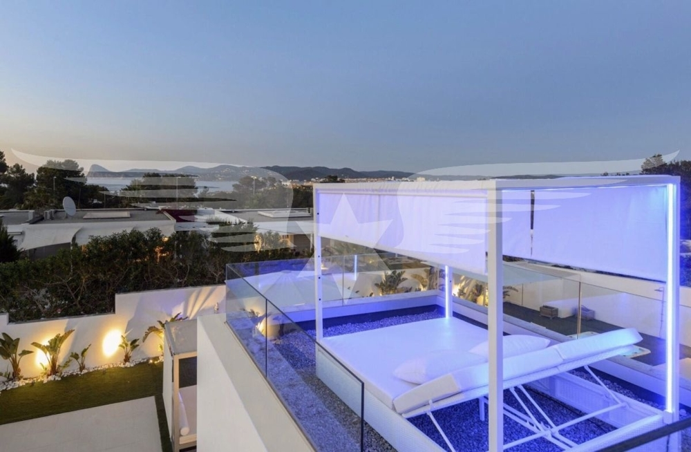 Dachterrasse Panorama